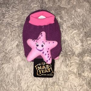 Other - Baby girl footies
